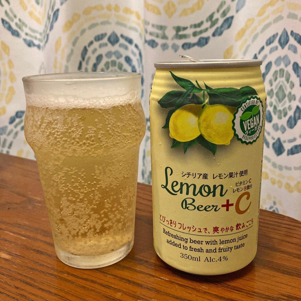 レモンビール+C